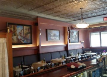 MainStreet Galleries' work in Grico's Restaurant, Exeter, Pennsylvania