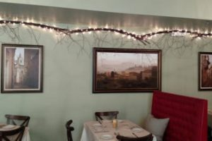 Our work in Grico's Restaurant, Exeter, PA