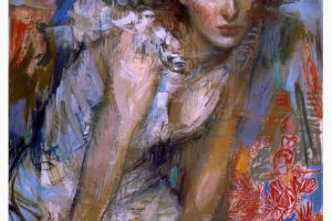 Charles Dwyer Memories of Japan limited edition Giclee, 34x26