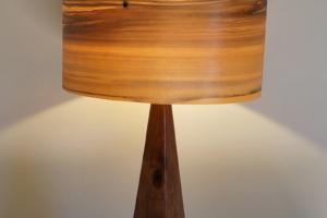 Mike Scribner Wedge Lamp